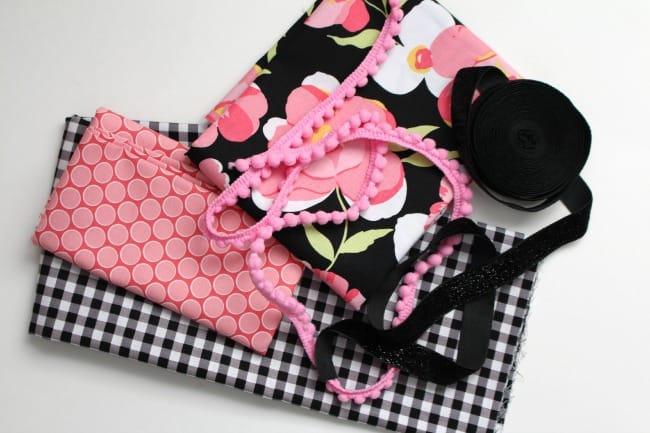 ribbon retreat pretty fabric and trim