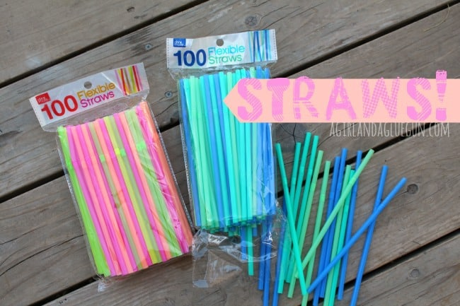 straw supplies