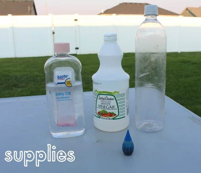 supplies for wave bottle