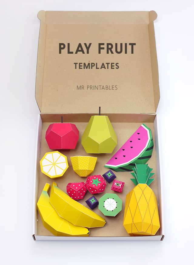 Play-fruit-paper-toys-by-Mr-Printables-templates-1