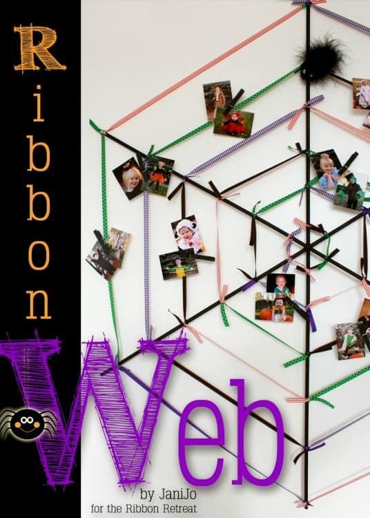 Ribbon-Spider-Web