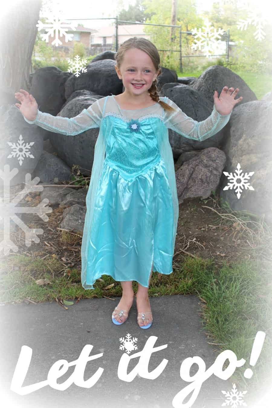 cute elsa dress from frozen