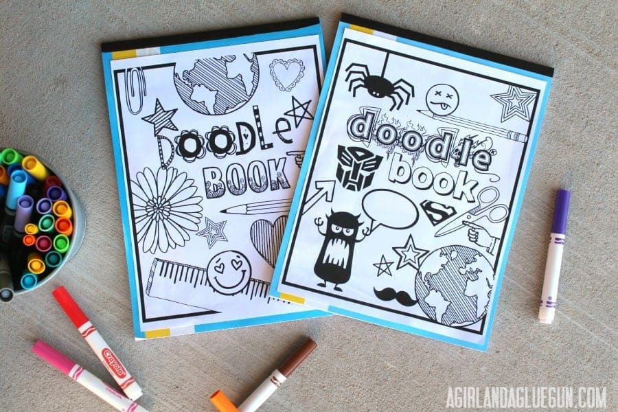Cute Doodles To Draw For Your Girlfriend doodle book