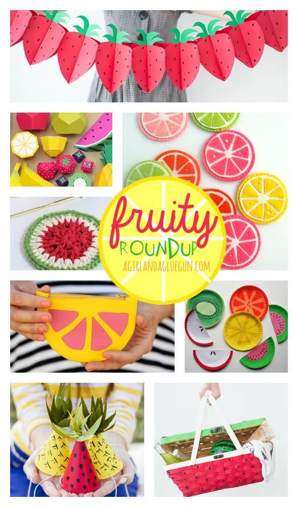fun fruity roundup--