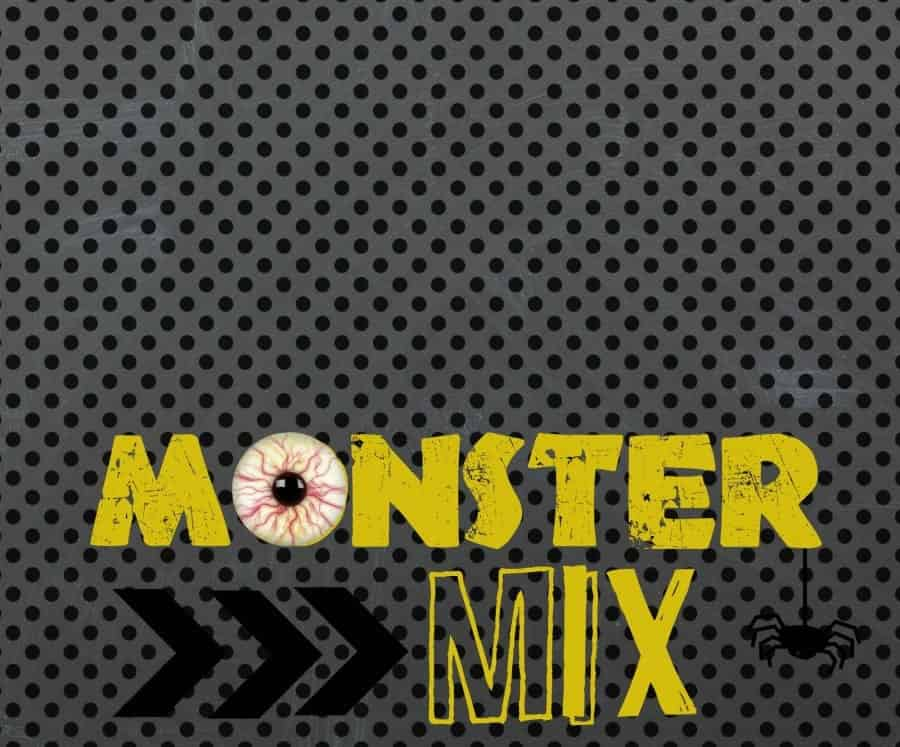 monster mix printable