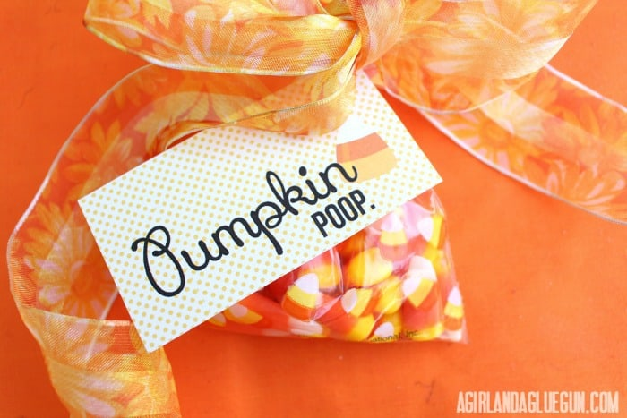 pumpkin poop or seeds printable