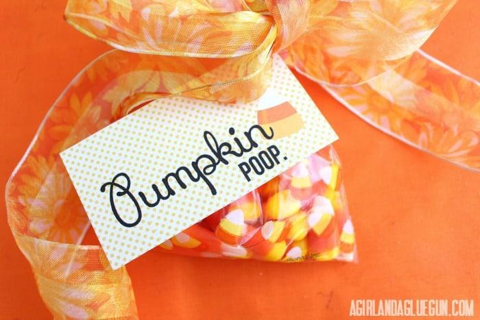 pumpkin poop or seeds printable