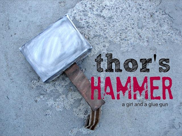 thor hammer diy