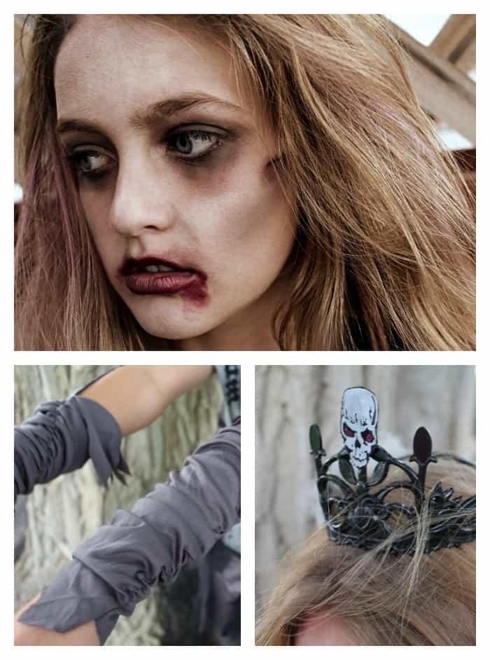 undead prom queen halloween costume