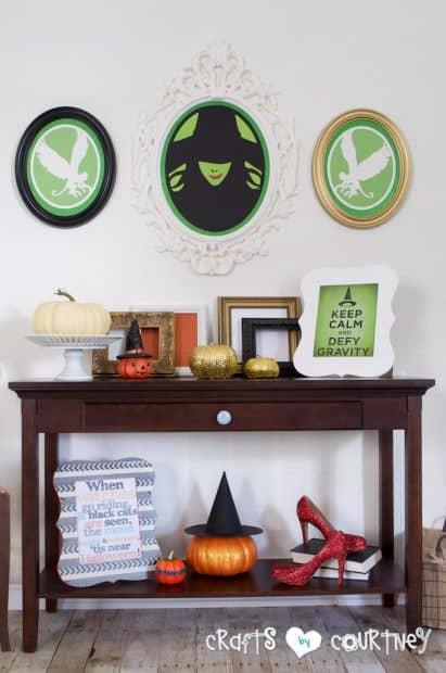 wicked-halloween-ikea-frame