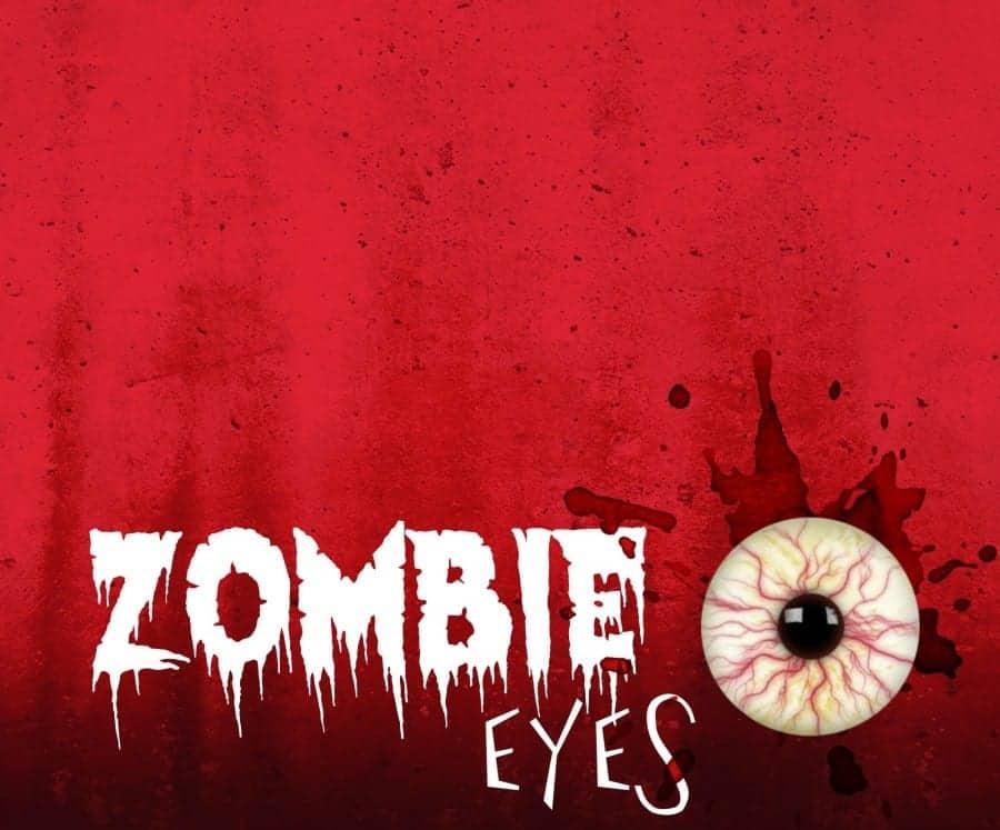 zombie eyes printable