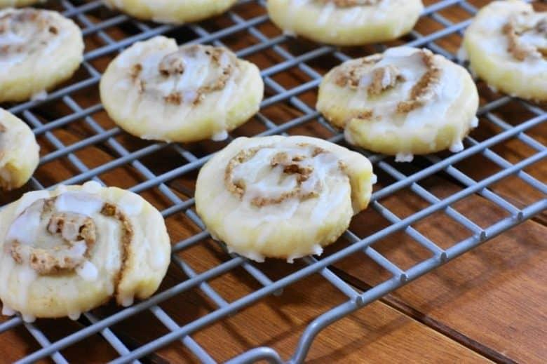 Cinnamon Roll Cookies 7