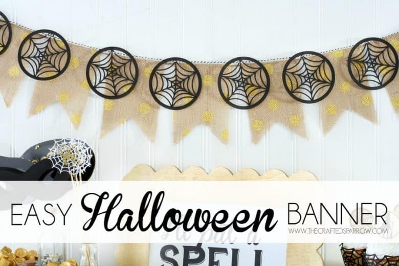 Easy-Halloween-Garland