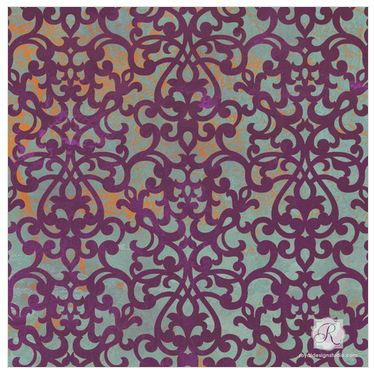 donatello damask