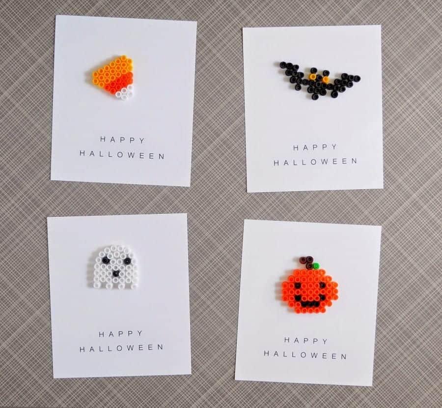halloween perler bead 4