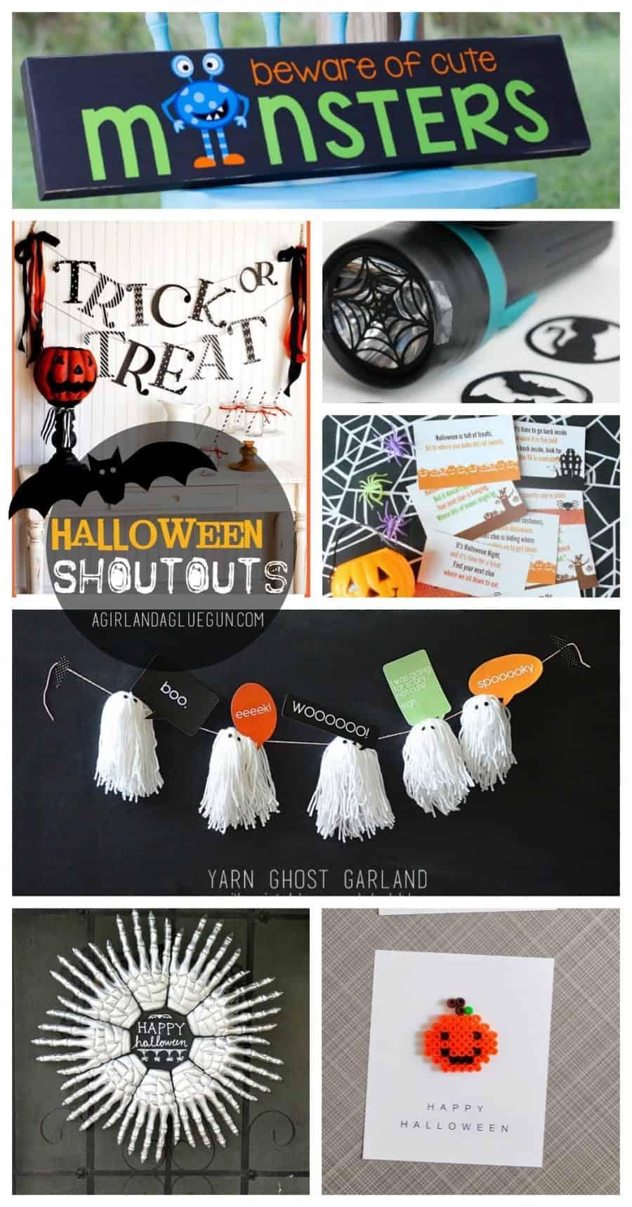 halloween shoutouts