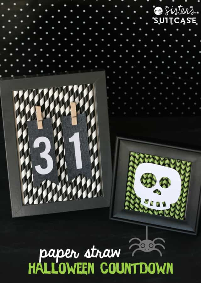paper-straw-halloween-countdown