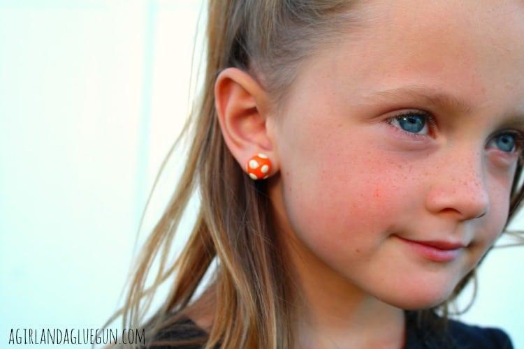 sculpey earrings diy