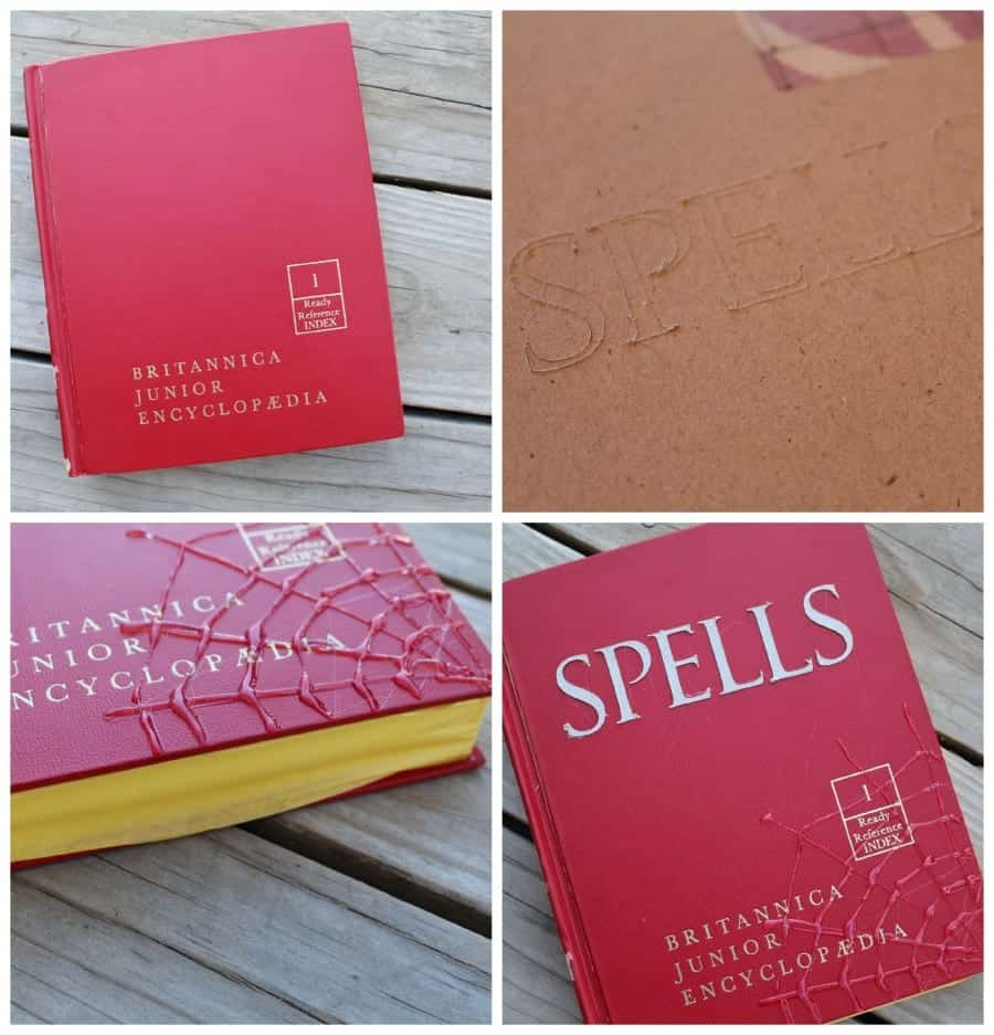 spell and potion book how to