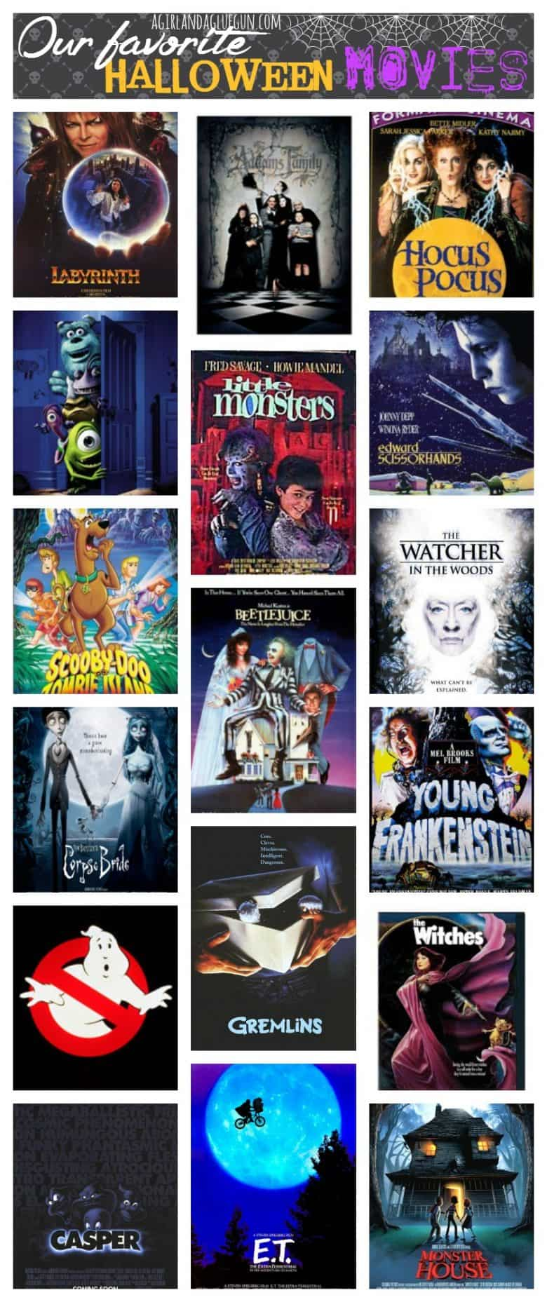 the best roundup of halloween movies for your family!!!