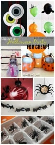 throw a halloween party for cheap! easy and fun ideas that won't break the bank!