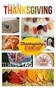 Thanksgiving shoutouts