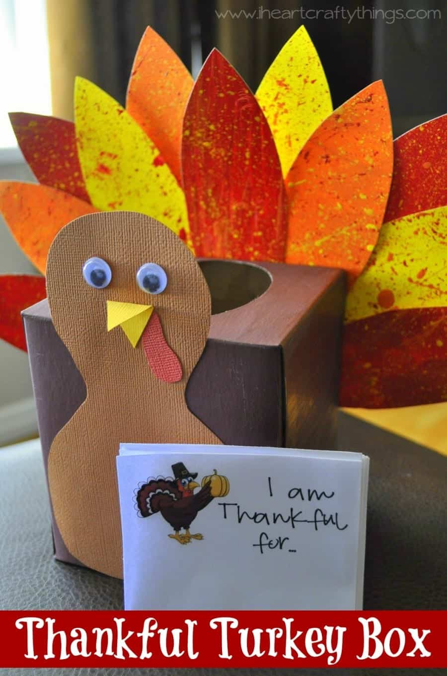 Thankful Turkey Box 2