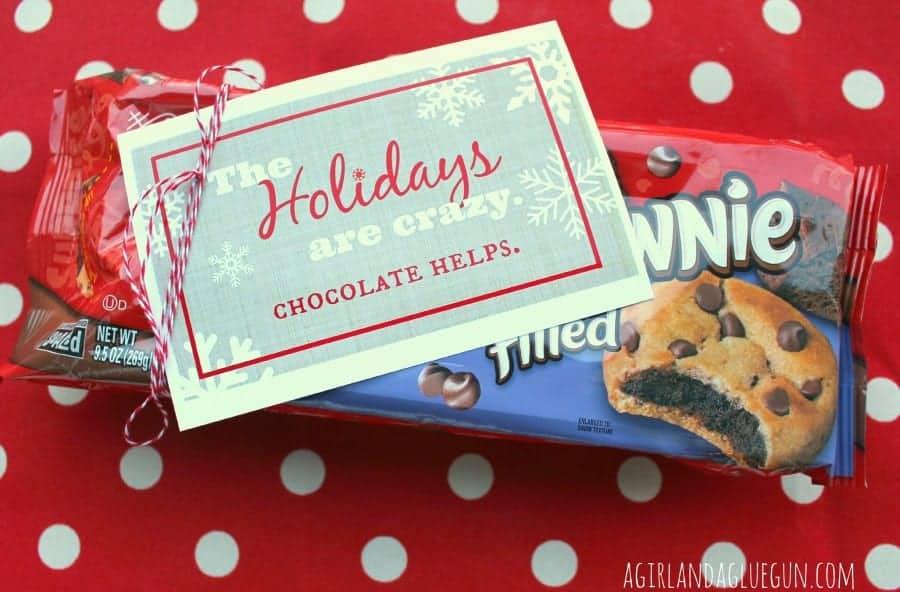 cookie neighbor gift