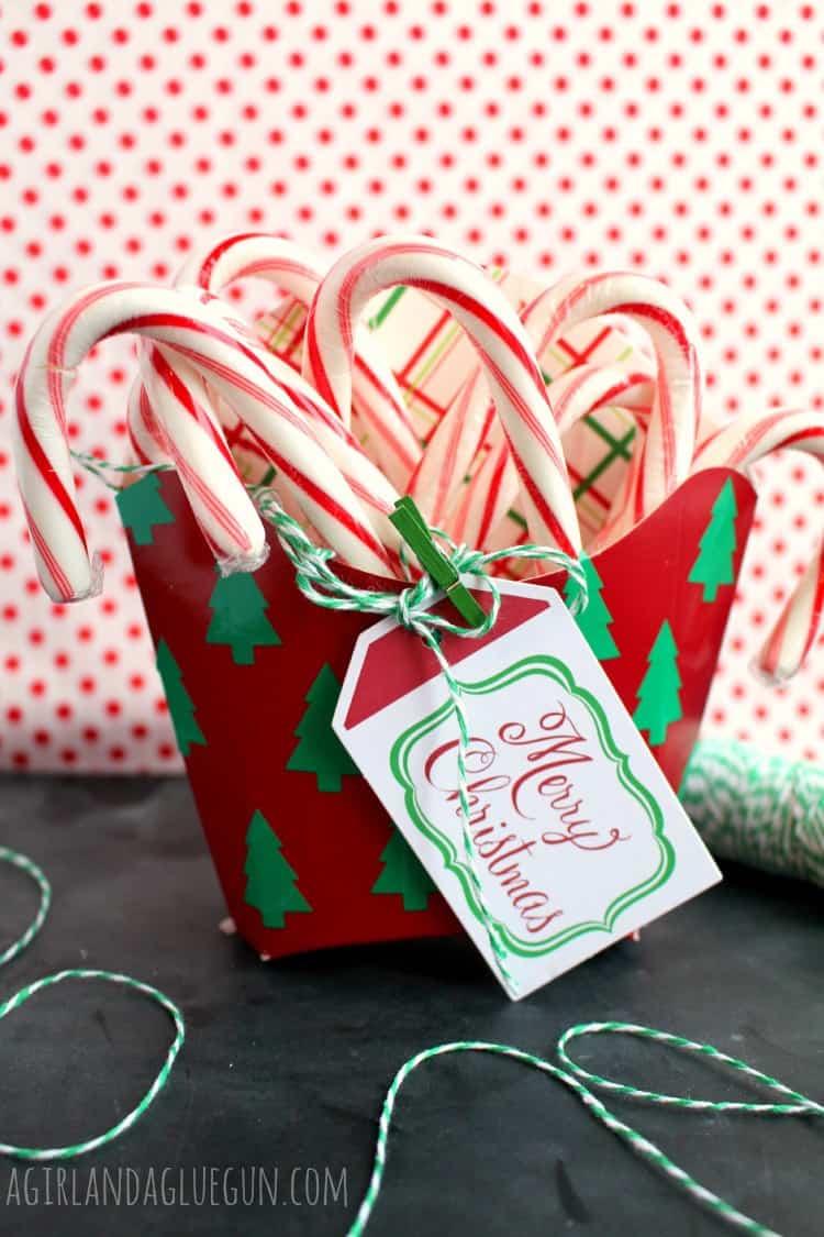 fun christmas neighbor gift