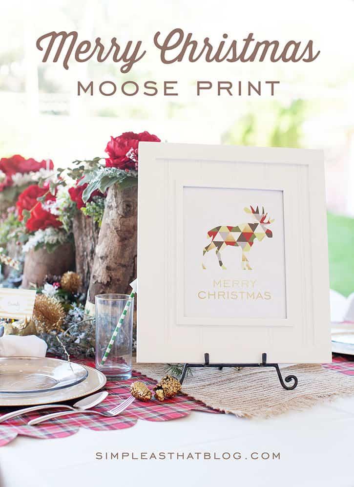 moose-print