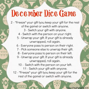 christmas party games small group adults