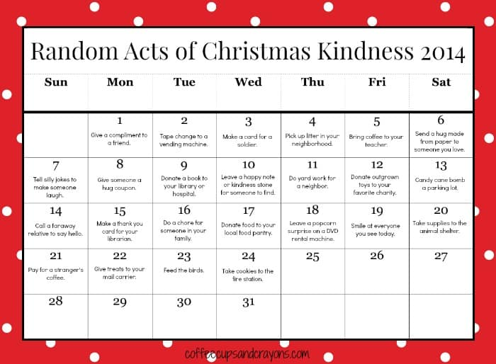 Free-Printable-Random-Acts-of-Christmas-Kindness-Calendar-for-Kids