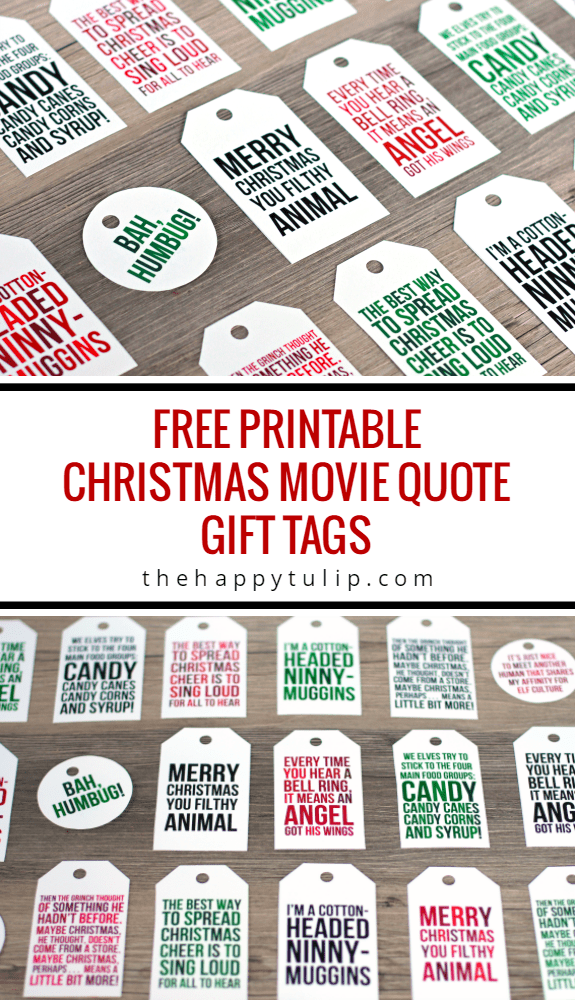 Free_Printable_Christmas_Movie_Quote_Gift_Tags_thehappytulip