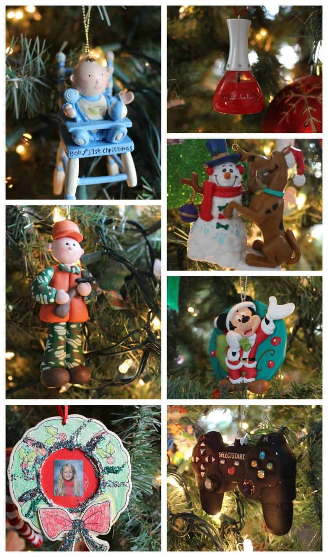 christmas ornament tradition