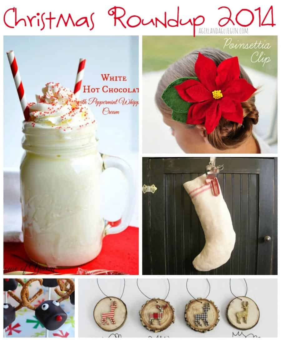 christmas themed roundup for 2014