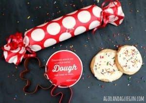 cookie dough printable