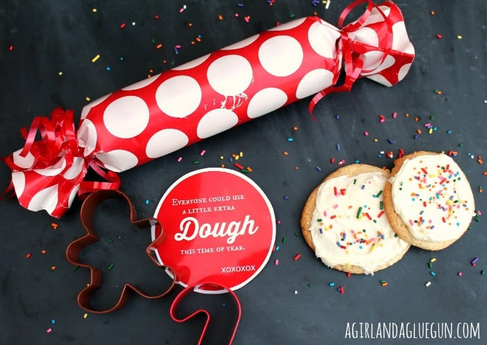 cookie dough printable