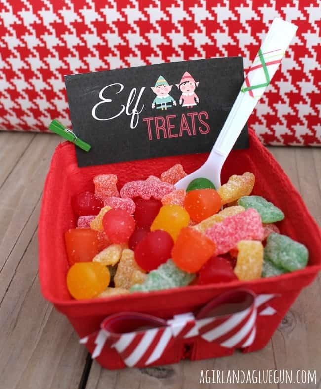elf treats