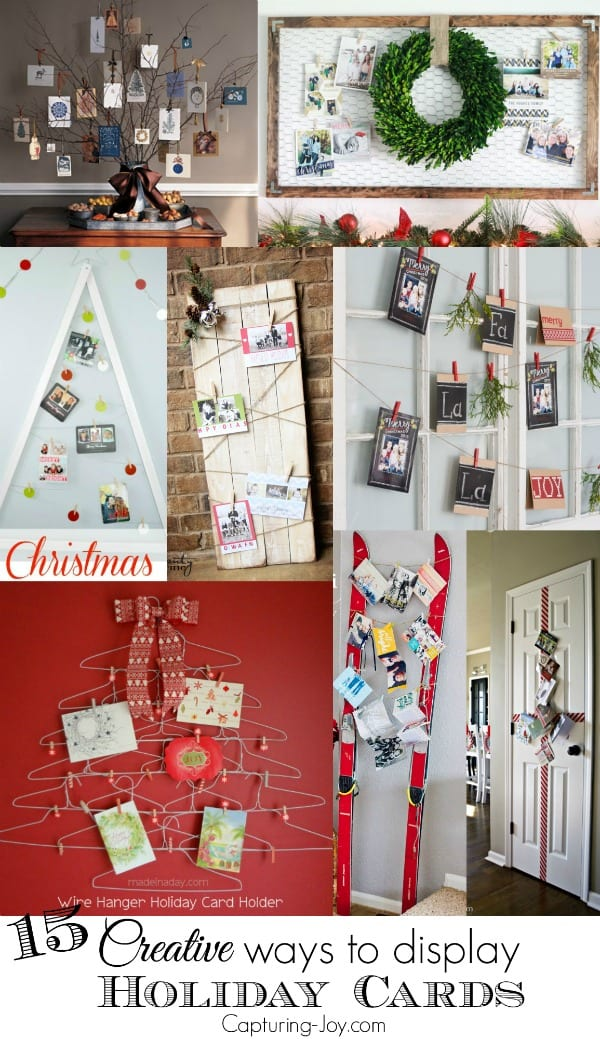 holiday-cards-display