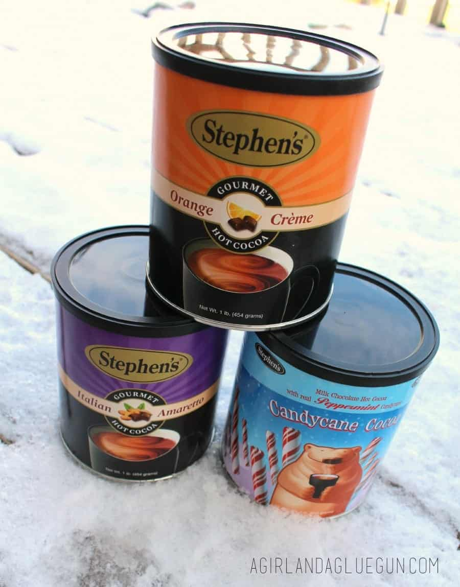 hot cocoa from Stephen's! so yummy