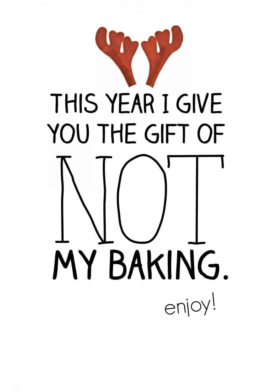 not my baking