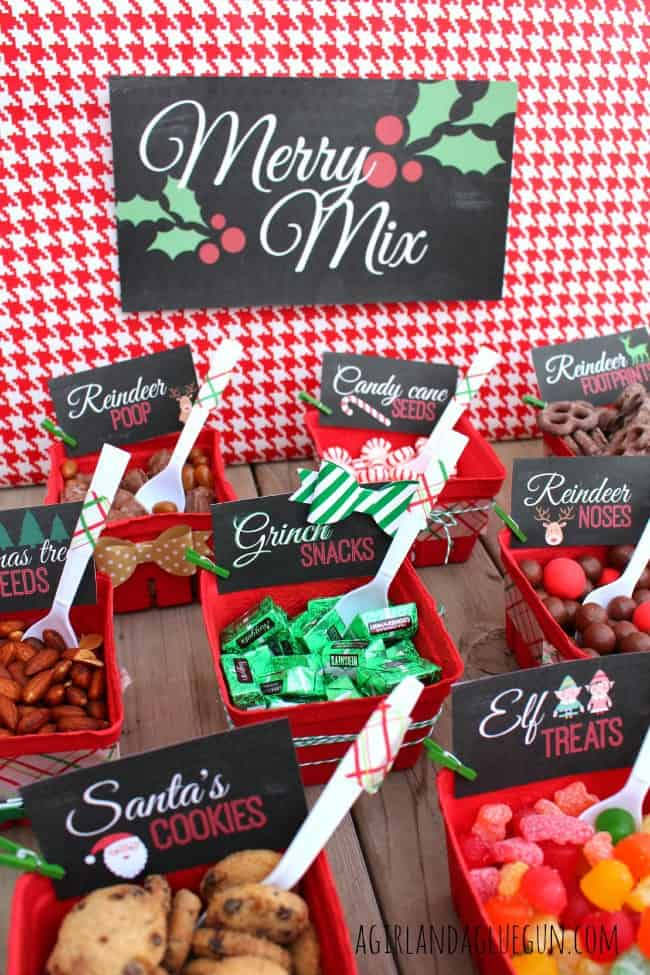 perfect treat or snack for your christmas party