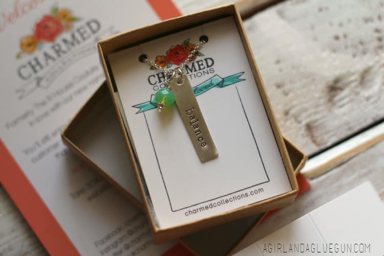 charmed collections necklace