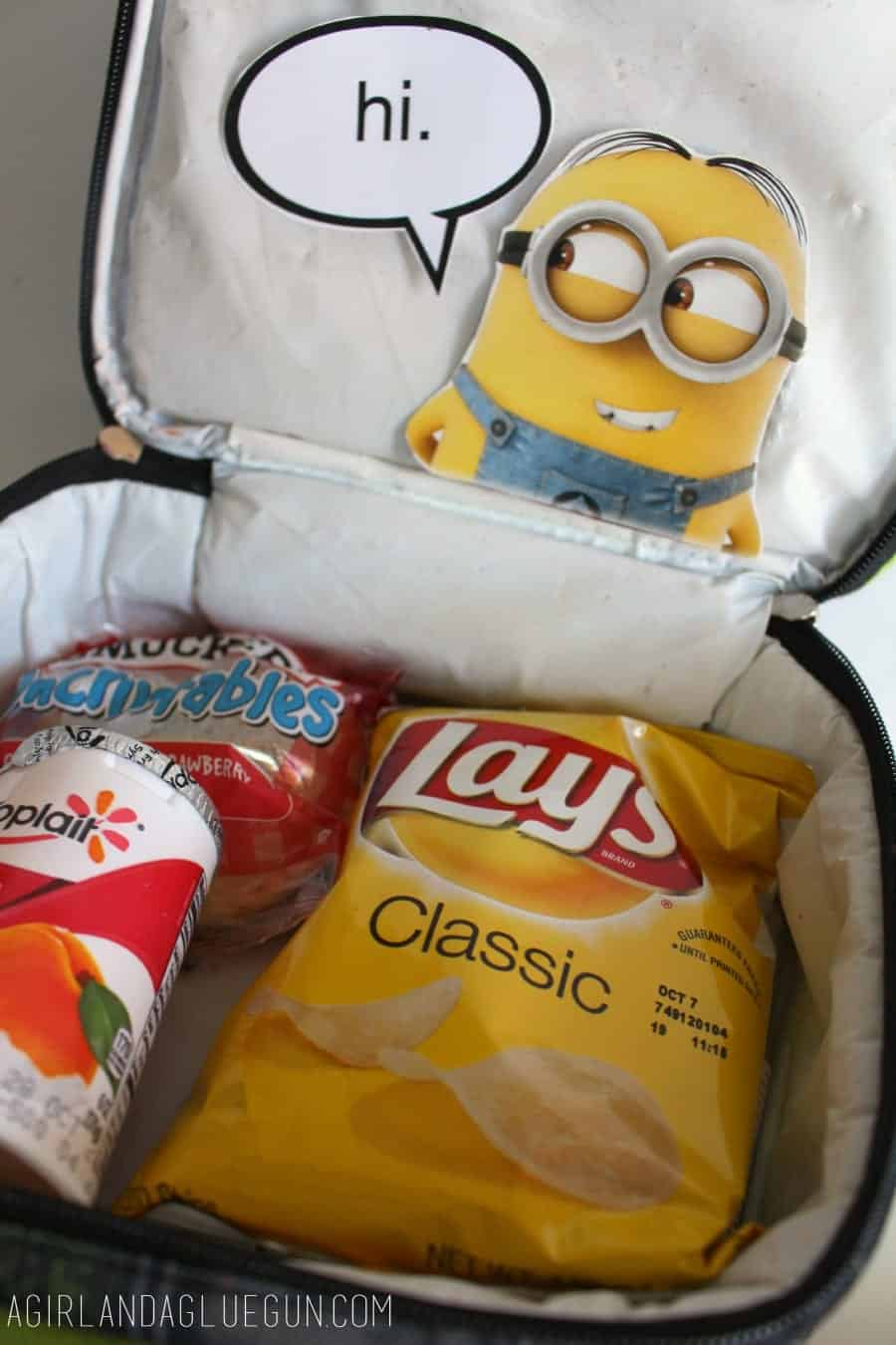 fun ways to spruce up your kids lunch!