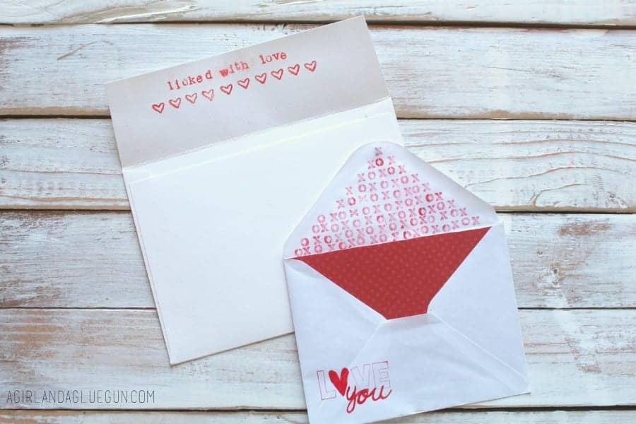 stamps valentines