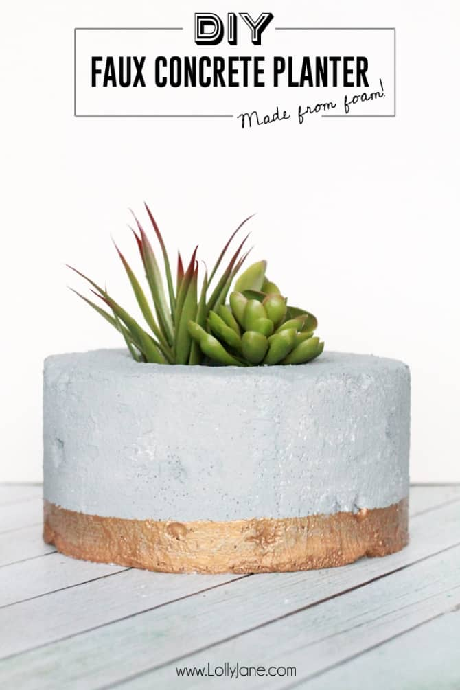 DIY-Gold-Dipped-Faux-Concrete-Planter-from-Styrofoam-tutorial(pp_w670_h1005)