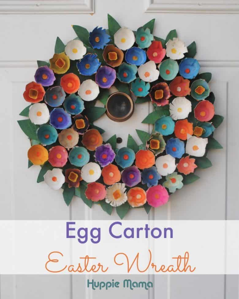 Egg-Carton-Easter-Wreath-819x1024