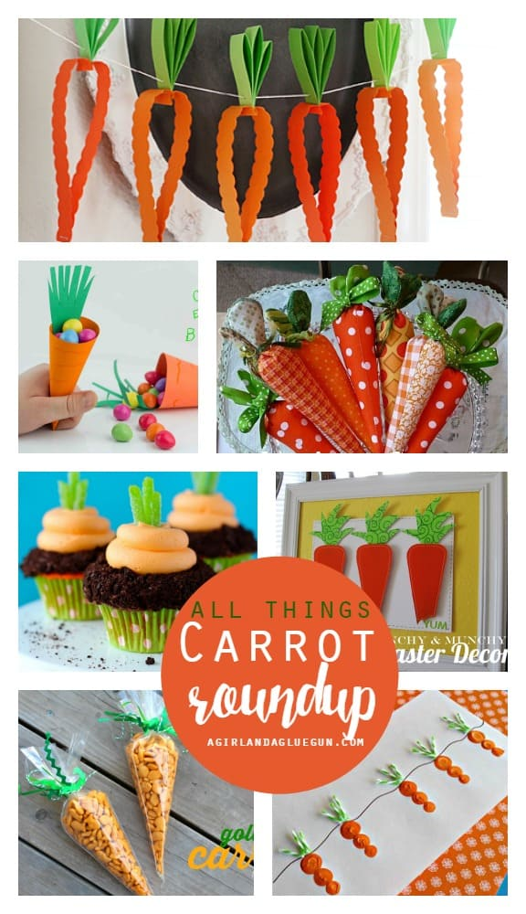 all things carrot roundup! a girl and a glue gun
