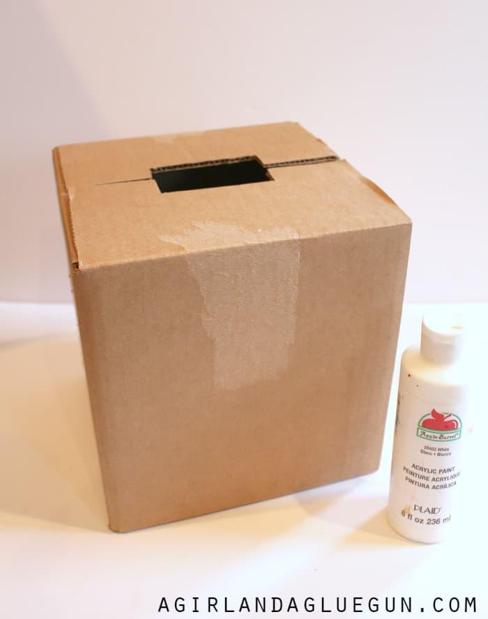 box for school valentines