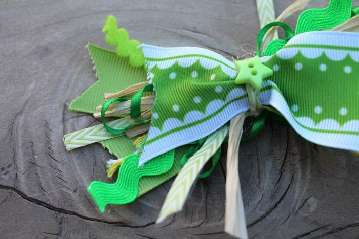 diy  junk bows for all holidays